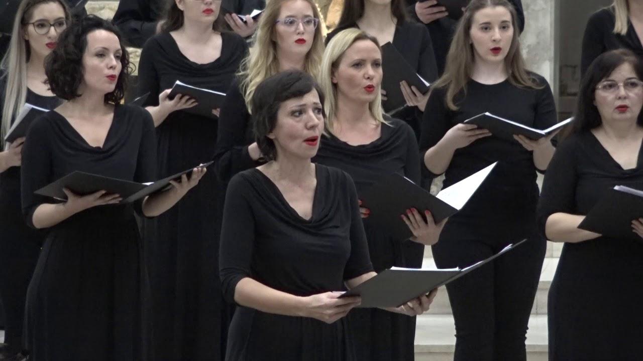 ARS VOCALIS, hor. Koncert, Narodni muzej u Beogradu. Decembar 2019.