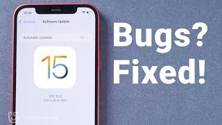 How to Fix iΟS 15 Bugs & Problems in a Easy Way 2021