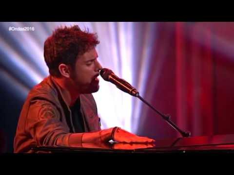 Pablo López - 'Tu Enemigo' | Premios Ondas 2016