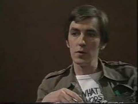 Peter Cook on