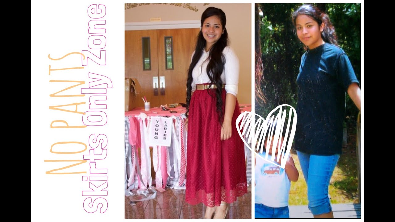 6c58c110d Why I Wear Skirts | Pentecostal | Story Time - YouTube