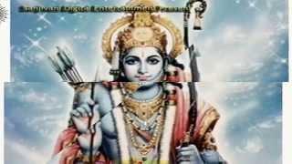 Hindi Ram Bhajan 2015 new    He Raja Ram Teri Aarti Utaru    Ram Chandra