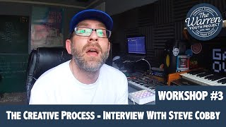 SCOTT - The Creative Process - Interview With Steve Cobby