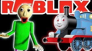 ROBLOX | *Thomas and BaLdi* are Back!