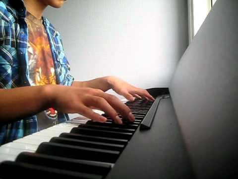 AnoHana - Secret Base - Piano - Laurits Campen