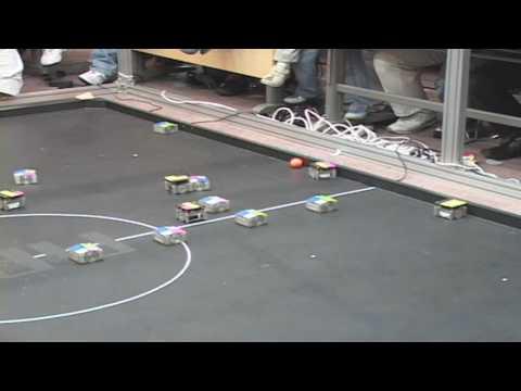 KAIST Hardware Robot Soccer
