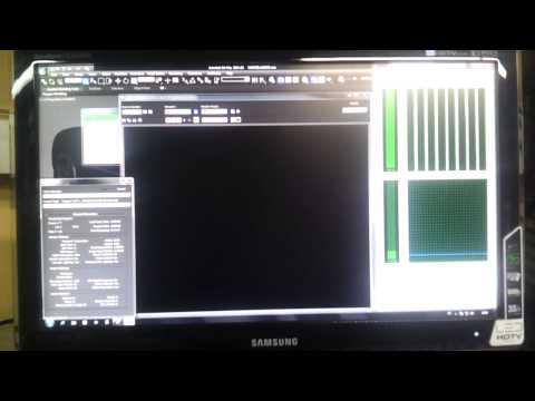 FirePro V7900 Cayman trabajando en 2K con VRayRT en 3D Studio Max 2012