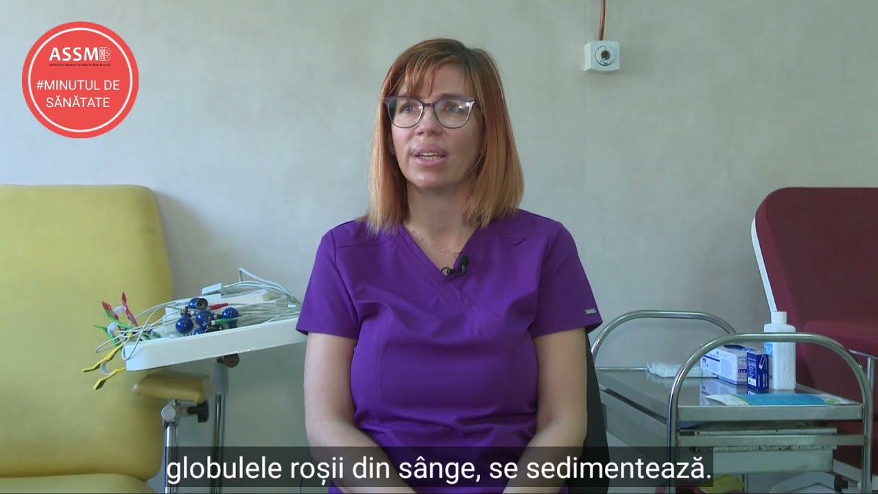 Download #MINUTULDESĂNĂTATE – Despre analiza de sânge VSH cu Dr. Mihaela Andreescu