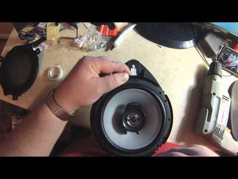 Chevy Cobalt Sedan Speaker Replacement