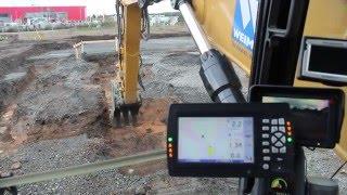 GPS Bagger CAT 323 DNL  - www.conpet-gmbh.de