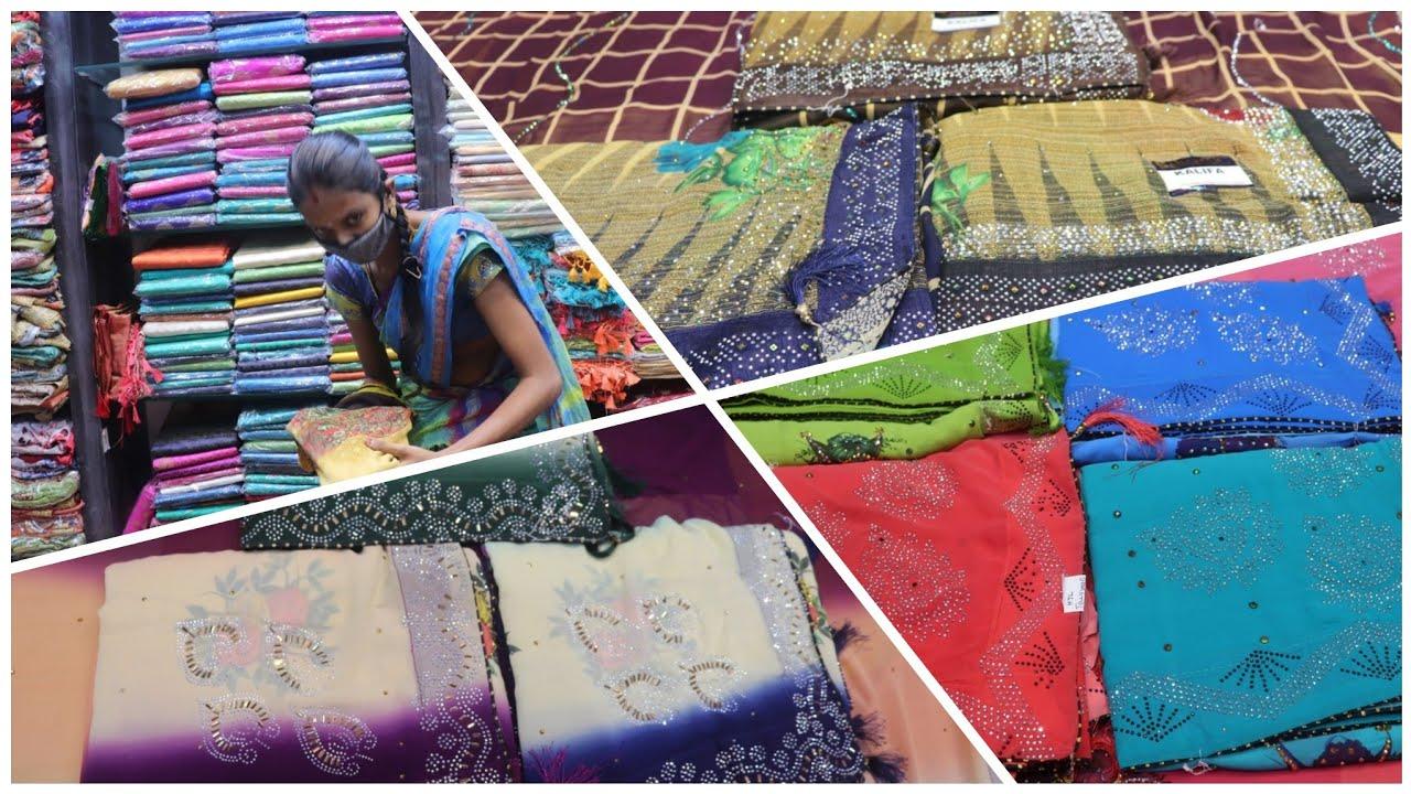 Light Weight Designer Sarees| Mahalaxmi Sarees Center Nx| Light Weight Poonam Designer sarees