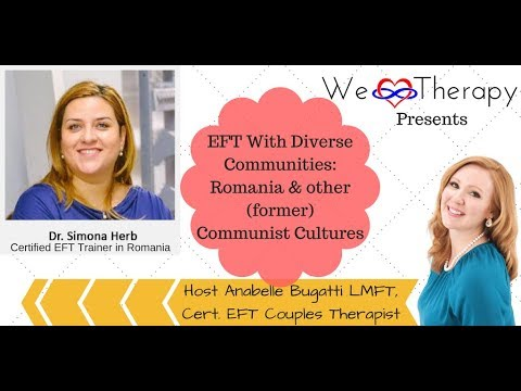 EFT with Diverse Cultures: Romania & Other (Former) Communist Cultures
