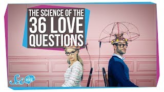 The Science of the 36 Questions That Help People Fall in Love