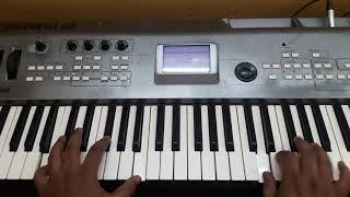 Imaikka nodigal - neeyum naanum anbe song | piano tutorial | vijay sethupathi | raj bharath |