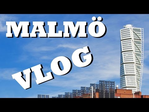 MALMÖ VLOG ☆ Let's Travel Sweden