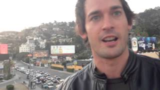 Fun interview with British actor and dancer Will Kemp