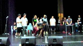 Yo Mama Crew Sound Check - Tic Tic Tour II, Perth [Part 1]