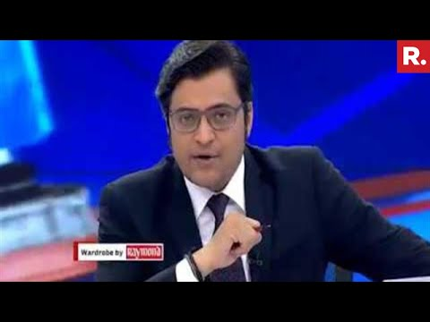 Karni Goons On A Rampage | The Debate With Arnab Goswami