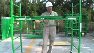 Rolling Utility Scaffold Basics, Baker, Perry, Patton, Safway