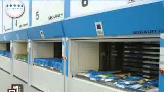 Automated Storage Carousels | ASRS Vertical Lift Modules | Space Saving Parts Shelving Thumbnail