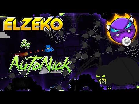 [EPIC EASY DEMON] Elzeko By AutoNick (1 coin) en Geometry Dash