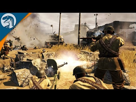 DESPERATE STALINGRAD DEFENSE | Company Of Heroes 2 Campaign Gameplay 5