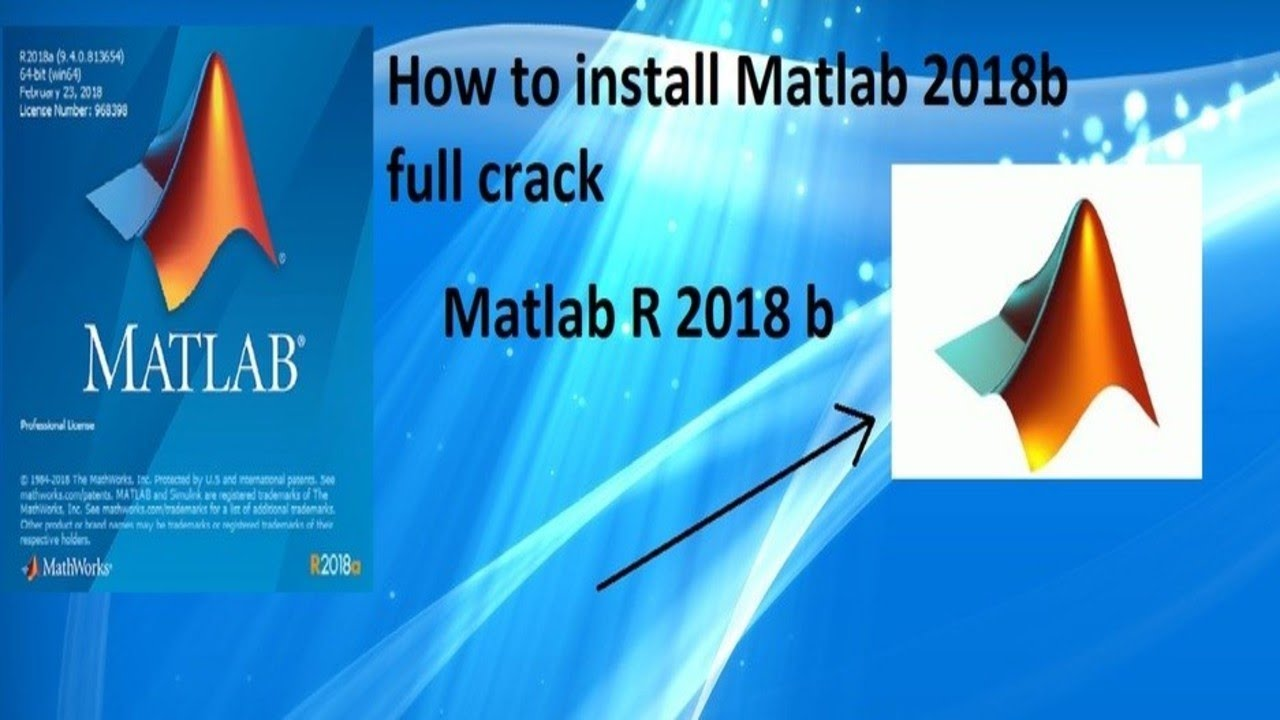 How to install And Download Matlab R 2018 b With crack - YouTube
