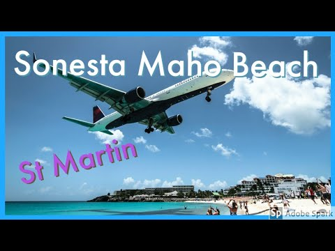 Two resorts side by side: Sonesta Maho Beach Resort St Maarten & Ocean Point