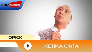 Opick (feat. Amanda) - Ketika Cinta | Official Audio