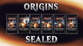 Magic Origins: Sealed Deck Opening & Building (1080p)
