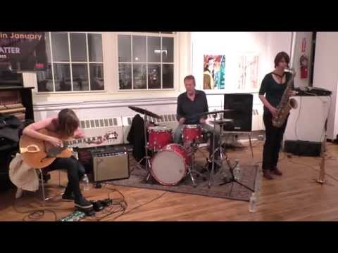 Tom Rainey Trio @ Clemente Soto Velez 4-16-15 2/3
