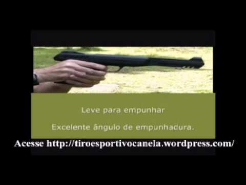 Review pistola Gamo P900