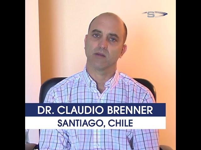 Dr Claudio Brenner Santiago, Chil