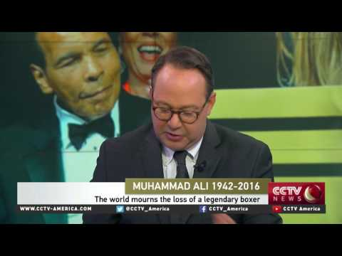 Mark Gray on Muhammad Ali's spirit