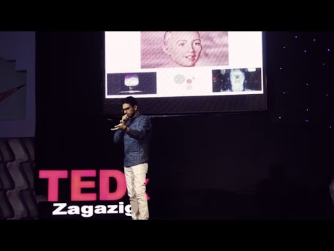Artificial Intelligence! A Window Onto The Future | Ahmed Abdelsalam | TEDxZagazig