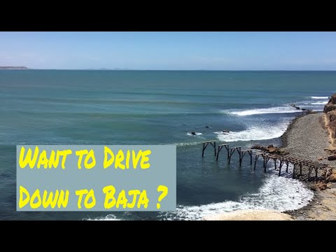 Baja Diaries 21 How Go Experience Baja California #Surfing #fishing #Camping
