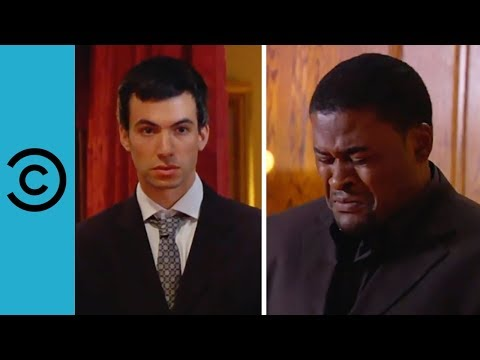 B C 's Nathan Fielder signs HBO deal - PrinceGeorgeMatters com