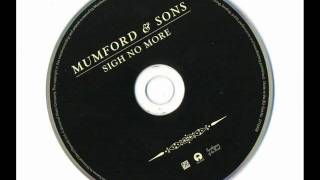 Mumford & Sons - I Gave You All