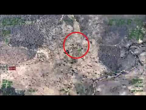 NIGERIAN AIR FORCE, NIGERIAN ARMY ELEMENTS COMBINE TO INFLICT HEAVY CASUALTIES ON BOKO HARAM TERRORI