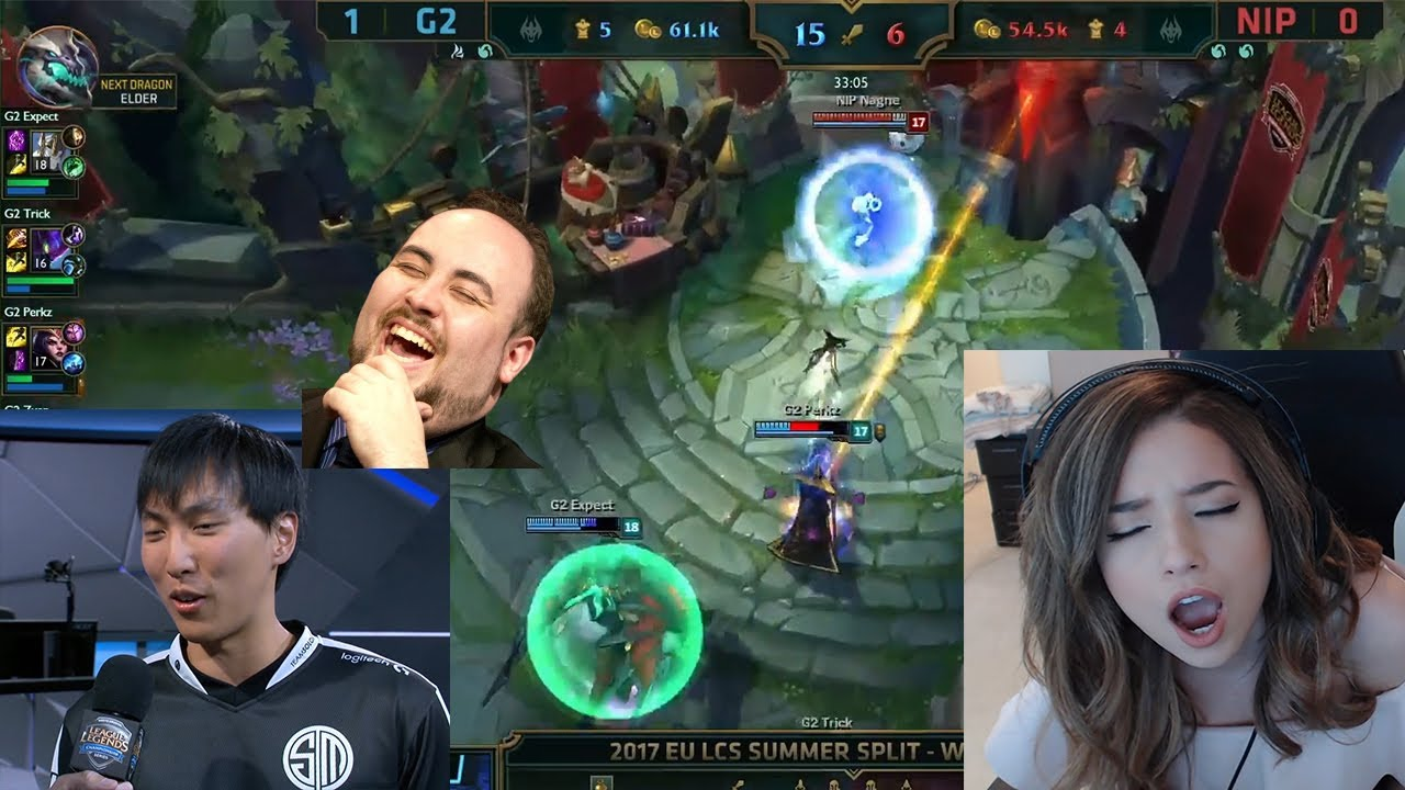 Here's The Best Twitch Streamers Playing League Of Legends ...