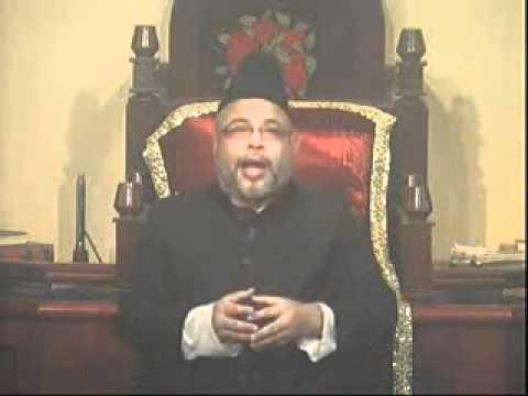 Majlis 10   25th Ramadan 1432 (2011)   Maulana Sadiq Hasan