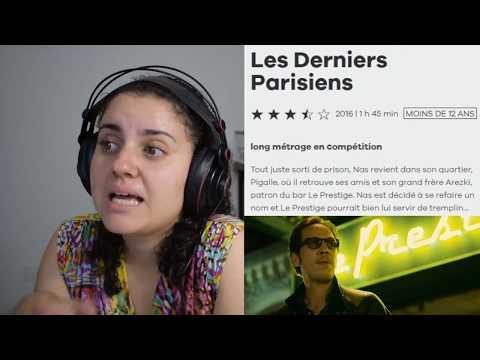 Aprenda francês com filmes - Les Derniers Parisiens - My French Film Festival 2018 #23