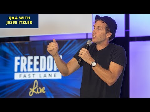 Q & A With Jesse Itzler