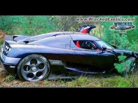 Supercar Crashes Youtube