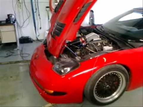 Supercharged C5 Corvette Ecs A Amp A Paxton Novi2000 Vortech