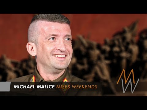 "Michael Malice on North Korea's ""Economy"""