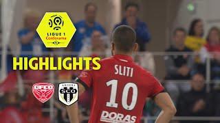 Dijon fco - angers sco ( 2-1 ) - highlights - (dfco - sco) / 2017-18