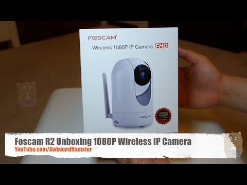 Foscam FI9900P Outdoor HD 1080P Wireless IP Camera Review ...