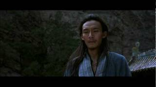 Crouching Tiger Hidden Dragon ending and credits