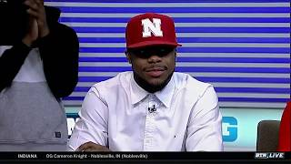 Alante Brown Commits to Nebraska for 2020 Signing Day B1G Football